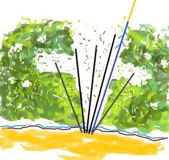 Ловля карася поплавочной удочкой чертеж