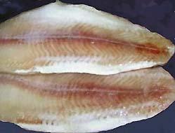 Сухой посол крупной рыбы фотография